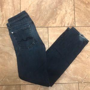 7FAM | Luxe Performance 'Slimmy' Jeans | Sz 31
